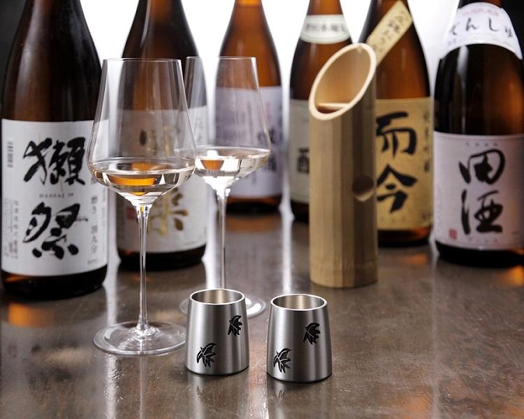 東銀座で和食と日本酒を楽しむなら【天ぷら竹の庵 東銀座店】