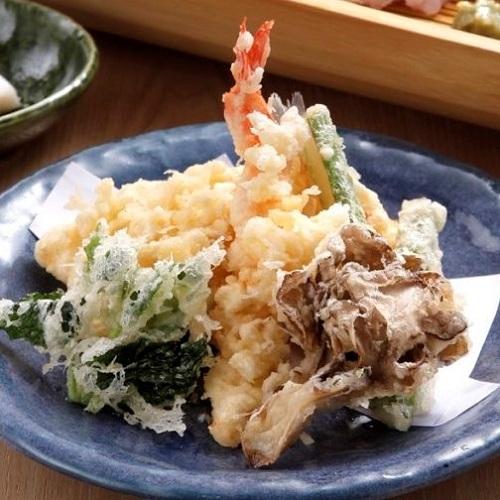 『天ぷら竹の庵 東銀座店』の歓送迎会におすすめコース