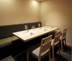 東銀座の上質な和空間で食事ができる和食店【天ぷら竹の庵】