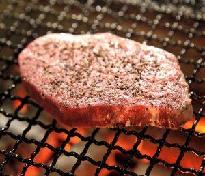 東銀座でステーキが味わえる和食店【くずし割烹 天ぷら竹の庵 東銀座店】