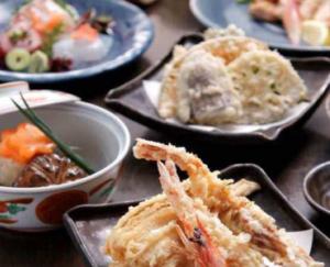 東銀座にあるワンランク上のお食事にぴったりなコースが楽しめる和食居酒屋【くずし割烹 天ぷら竹の庵 東銀座店】